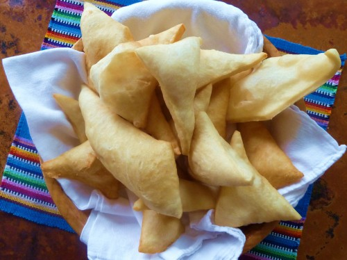 Grandma Salazar's Sopaipillas | The Triangle Plate